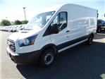 2018 Transit 250 Med Roof 4x2,  Empty Cargo Van #CR3441FC - photo 10