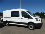 2018 Transit 250 Med Roof 4x2,  Empty Cargo Van #CR3441FC - photo 3