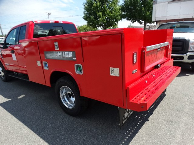 2018 F-350 Super Cab DRW 4x4,  Reading Service Body #CR3492 - photo 2