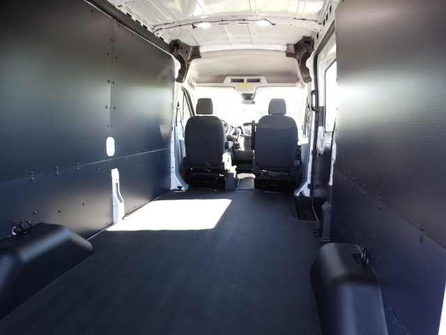 2018 Transit 250 Med Roof 4x2,  Empty Cargo Van #CR3500 - photo 2