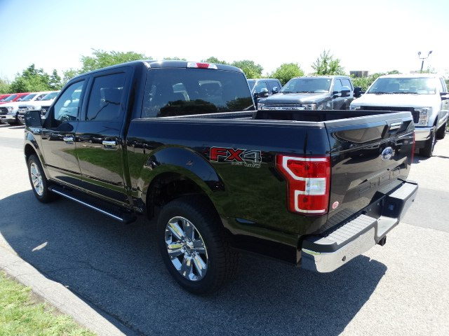 2018 F-150 SuperCrew Cab 4x4,  Pickup #CR3518 - photo 9