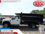 2018 F-550 Regular Cab DRW 4x4,  Rugby Landscape Dump #CR3594 - photo 1