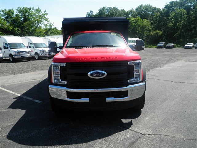 2018 F-550 Regular Cab DRW 4x4,  Rugby Landscape Dump #CR3605 - photo 4