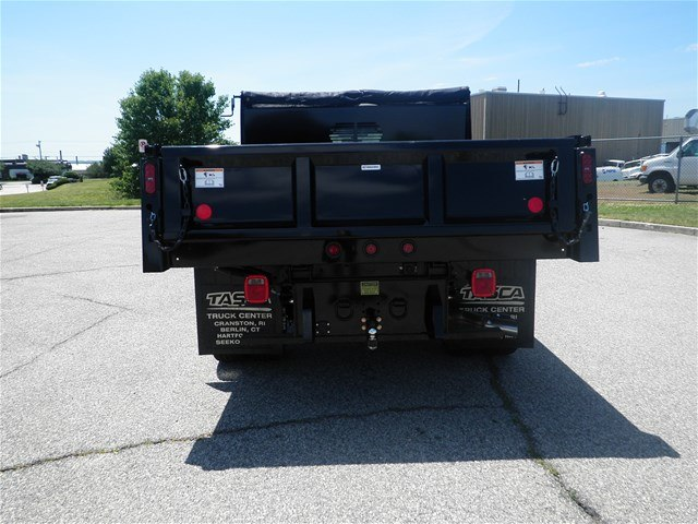 2018 F-350 Regular Cab DRW 4x4,  Rugby Dump Body #CR3634 - photo 2