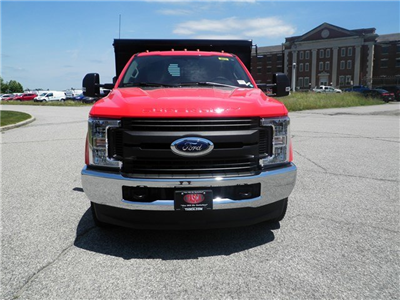 2018 F-350 Regular Cab DRW 4x4,  Rugby Eliminator LP Steel Dump Body #CR3634 - photo 4