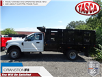 2018 F-350 Regular Cab DRW 4x4,  Reading Landscape Dump #CR3684 - photo 1