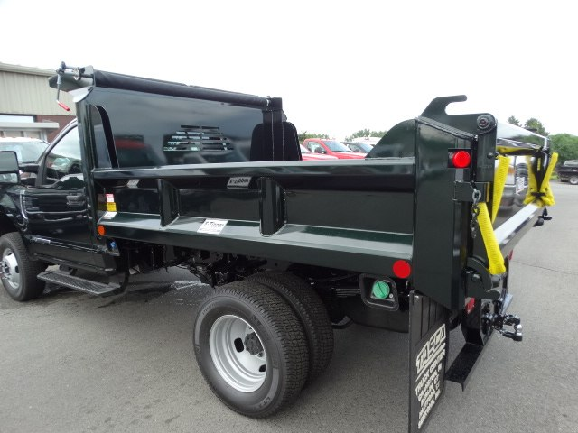 2018 F-350 Regular Cab DRW 4x4,  Crysteel Dump Body #CR3685 - photo 2
