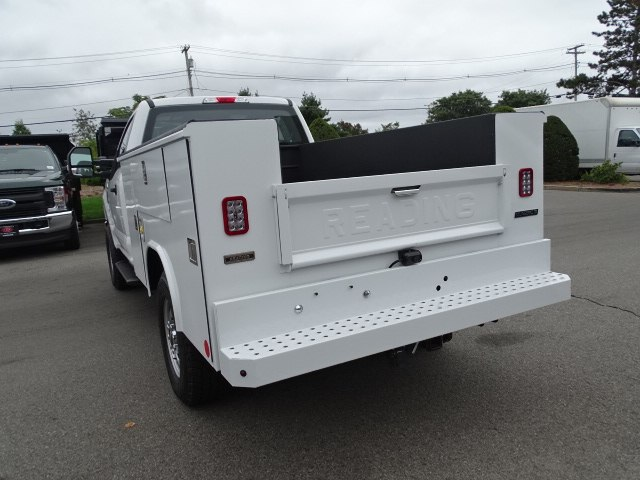 2018 F-350 Regular Cab 4x4,  Reading Classic II Steel Service Body #CR3687 - photo 2