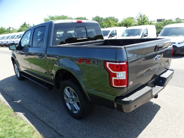 2018 F-150 SuperCrew Cab 4x4,  Pickup #CR3718 - photo 6