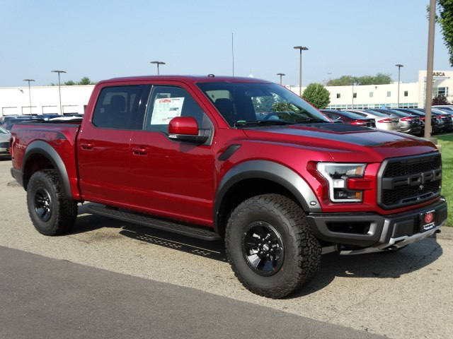2018 F-150 SuperCrew Cab 4x4,  Pickup #CR3721 - photo 3