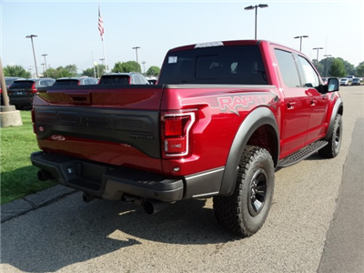 2018 F-150 SuperCrew Cab 4x4,  Pickup #CR3721 - photo 2