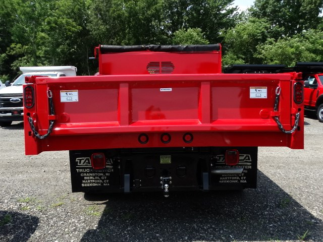 2018 F-350 Regular Cab DRW 4x4,  Rugby Eliminator LP Steel Dump Body #CR3744 - photo 2