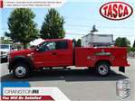 2018 F-550 Super Cab DRW 4x4,  Reading Service Body #CR3778 - photo 1