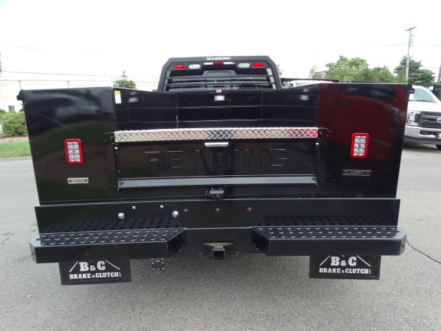 2018 F-550 Super Cab DRW 4x4,  Reading Service Body #CR3780 - photo 3