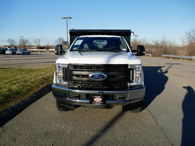 2018 F-350 Regular Cab DRW 4x4,  Rugby Eliminator LP Steel Dump Body #CR3782 - photo 3