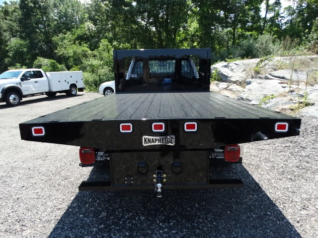 2018 F-350 Regular Cab DRW 4x2,  Knapheide Platform Body #CR3818 - photo 3