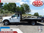 2018 F-350 Regular Cab DRW 4x2,  Knapheide Platform Body #CR3818 - photo 1