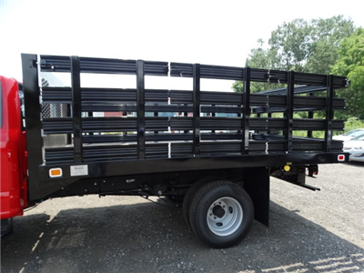 2018 F-350 Regular Cab DRW 4x4,  Stake Bed #CR3819 - photo 3