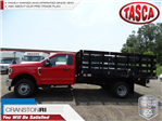 2018 F-350 Regular Cab DRW 4x4,  Stake Bed #CR3819 - photo 1