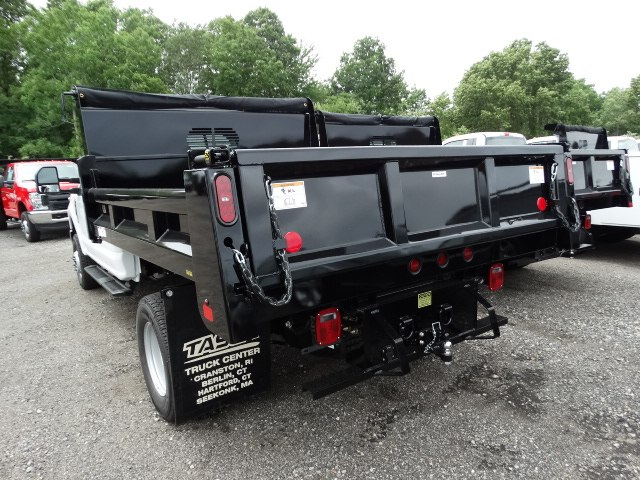 2018 F-350 Super Cab DRW 4x4,  Dump Body #CR3848 - photo 2