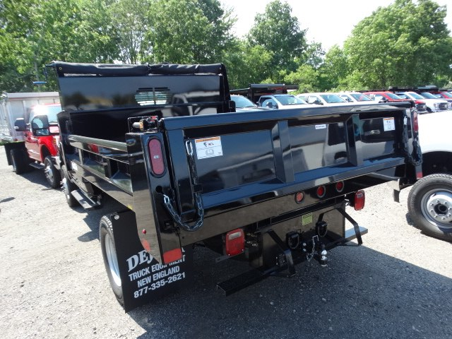 2018 F-350 Regular Cab DRW 4x4,  Rugby Eliminator LP Steel Dump Body #CR3861 - photo 2