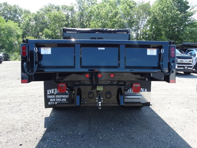 2018 F-350 Regular Cab DRW 4x4,  Rugby Eliminator LP Steel Dump Body #CR3861 - photo 3