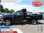 2018 F-350 Regular Cab DRW 4x4,  Rugby Eliminator LP Steel Dump Body #CR3861 - photo 1