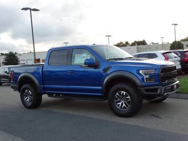 2018 F-150 SuperCrew Cab 4x4,  Pickup #CR3904 - photo 3