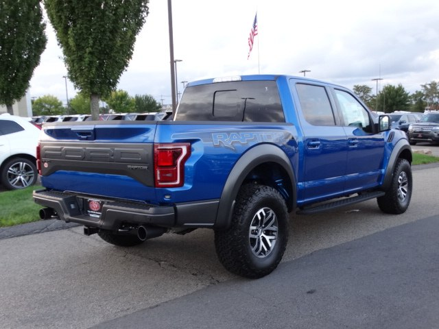 2018 F-150 SuperCrew Cab 4x4,  Pickup #CR3904 - photo 2