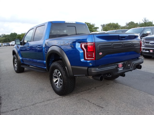 2018 F-150 SuperCrew Cab 4x4,  Pickup #CR3904 - photo 5
