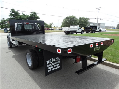 2018 F-550 Regular Cab DRW 4x2,  Knapheide Value-Master X Platform Body #CR3949 - photo 2