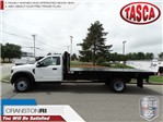 2018 F-550 Regular Cab DRW 4x2,  Knapheide Value-Master X Platform Body #CR3949 - photo 1