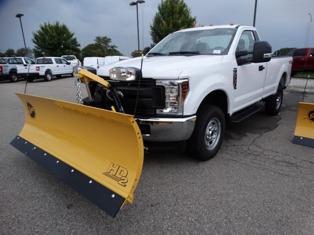 2018 F-250 Regular Cab 4x4,  Fisher Pickup #CR3951 - photo 4