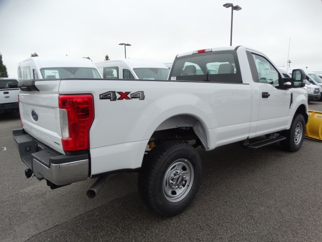 2018 F-350 Regular Cab 4x4,  Fisher Pickup #CR3961 - photo 2