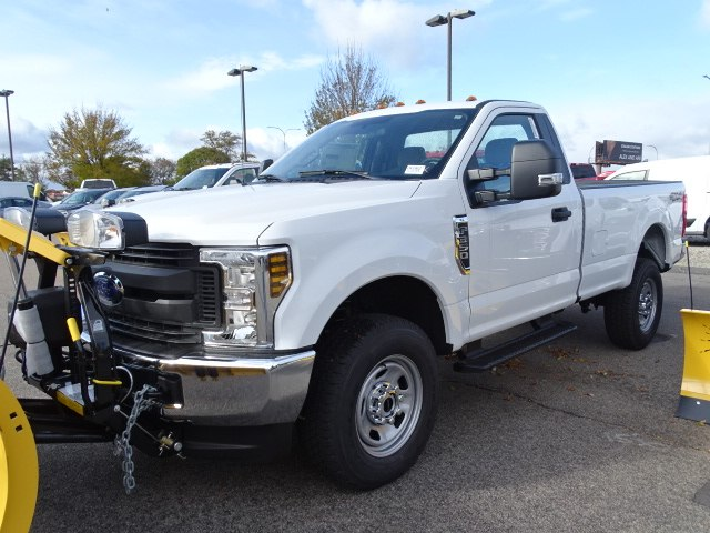 2018 F-350 Regular Cab 4x4,  Fisher Pickup #CR3962 - photo 4