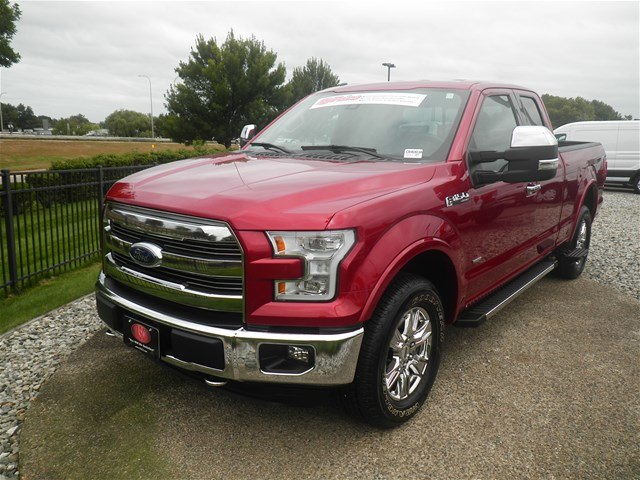 2016 F-150 Super Cab 4x4,  Pickup #CR4003A - photo 3