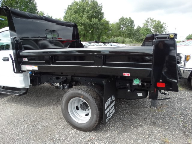 2018 F-350 Regular Cab DRW 4x4,  Rugby Dump Body #CR4015 - photo 2