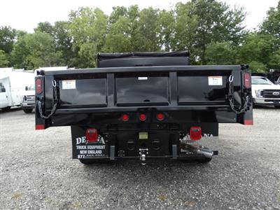 2018 F-350 Regular Cab DRW 4x4,  Rugby Eliminator LP Steel Dump Body #CR4015 - photo 3