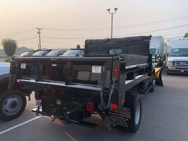 2018 F-350 Regular Cab DRW 4x4,  Rugby Dump Body #CR4016 - photo 3