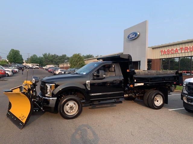 2018 F-350 Regular Cab DRW 4x4,  Rugby Dump Body #CR4016 - photo 4