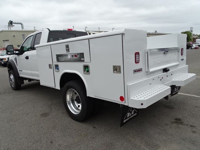 2018 F-450 Super Cab DRW 4x4,  Reading Service Body #CR4038 - photo 2