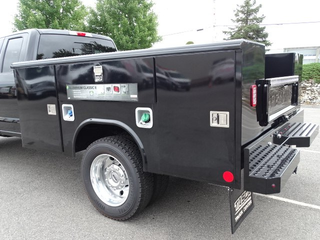 2018 F-450 Super Cab DRW 4x4,  Reading Service Body #CR4042 - photo 2