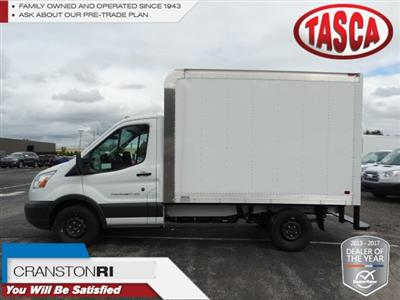2018 Transit 350 4x2,  Dejana Truck & Utility Equipment DuraCube Cutaway Van #CR4088 - photo 1