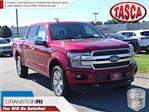 2018 F-150 SuperCrew Cab 4x4,  Pickup #CR4119 - photo 1