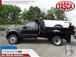 2019 F-550 Regular Cab DRW 4x4,  Reading Dump Body #CR4128 - photo 1