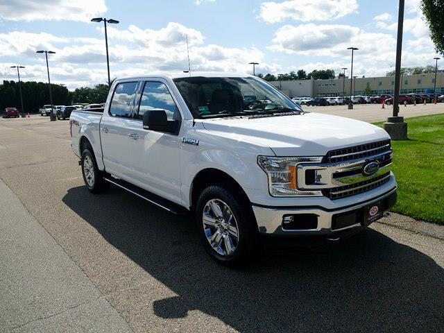2018 F-150 SuperCrew Cab 4x4,  Pickup #CR4144 - photo 1