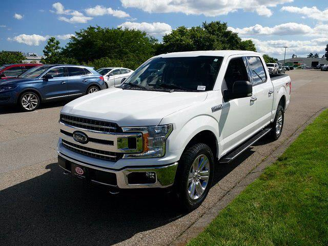 2018 F-150 SuperCrew Cab 4x4,  Pickup #CR4144 - photo 4