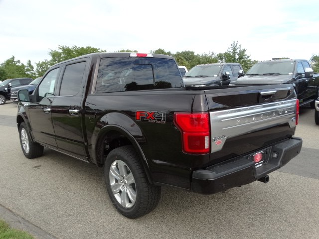 2018 F-150 SuperCrew Cab 4x4,  Pickup #CR4149 - photo 5
