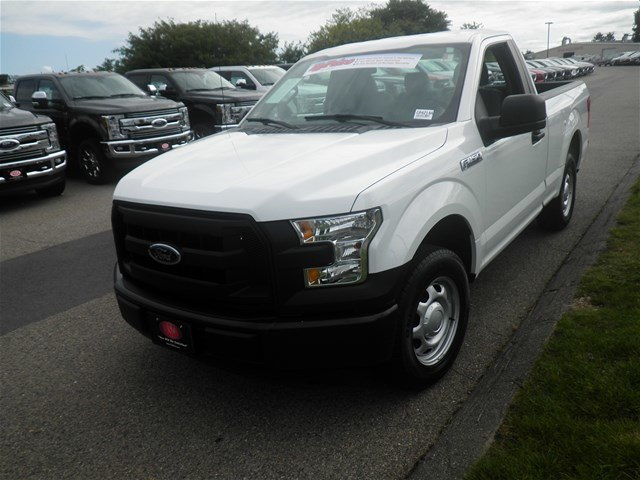 2016 F-150 Regular Cab 4x2,  Pickup #CR4214A - photo 4