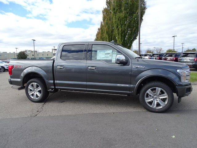 2018 F-150 SuperCrew Cab 4x4,  Pickup #CR4223 - photo 3
